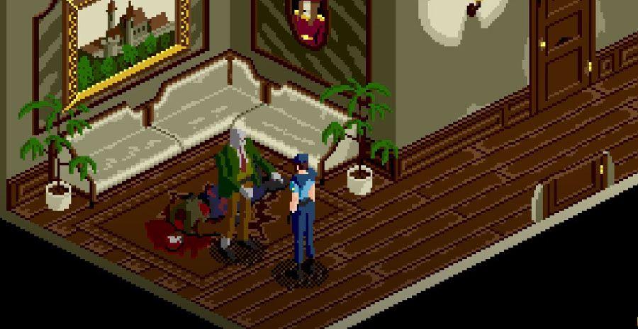 Bio Evil sur SEGA Mega Drive - le remake de Resident Evil en 3D isométrique en approche !