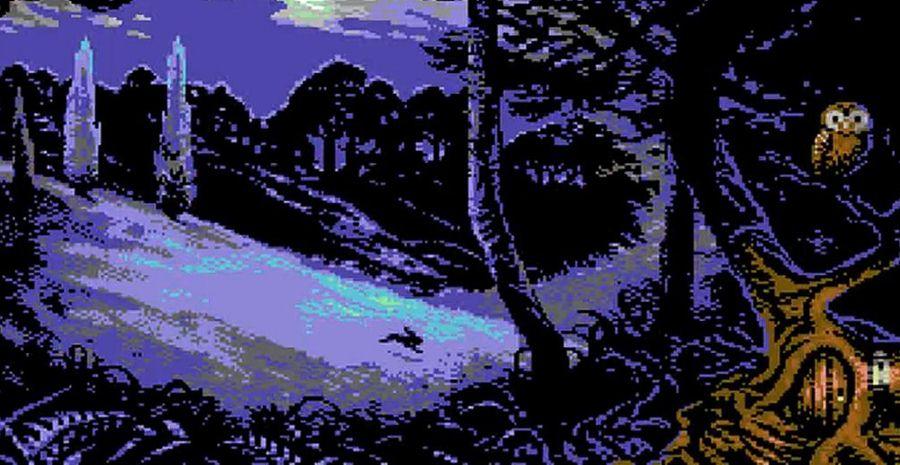 Le sublime The Wild Wood veut dépasser tout ce qui a été fait sur C64