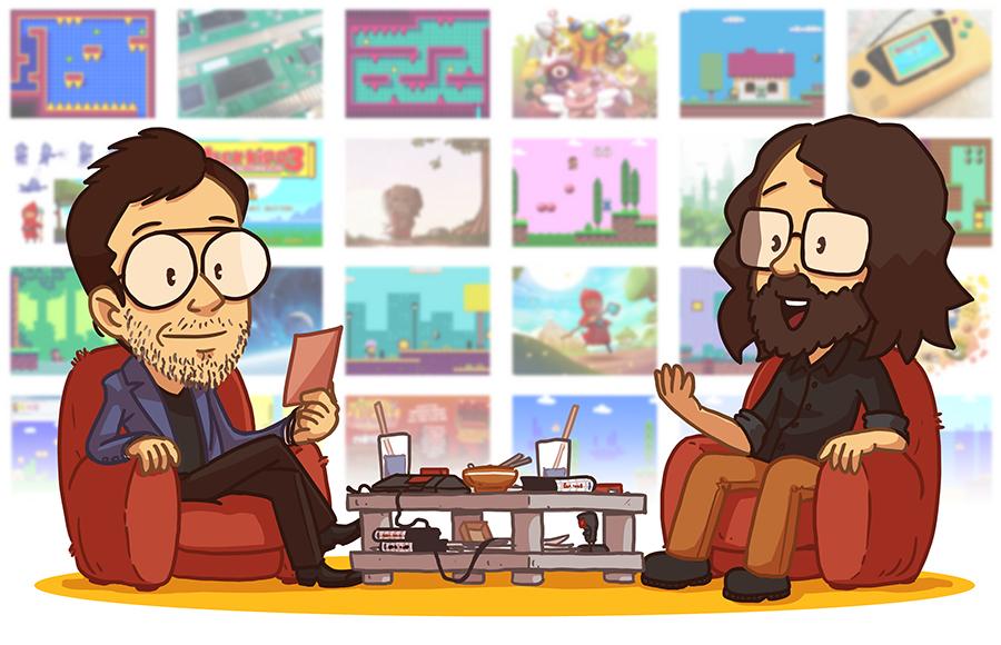 5 questions à... Yéti Bomar, le développeur de Alex Kidd 3 Curse in Miracle World