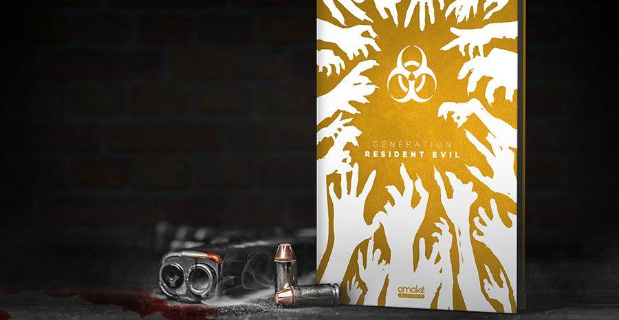 5 questions à... Bruno Rocca, auteur de Génération Resident Evil