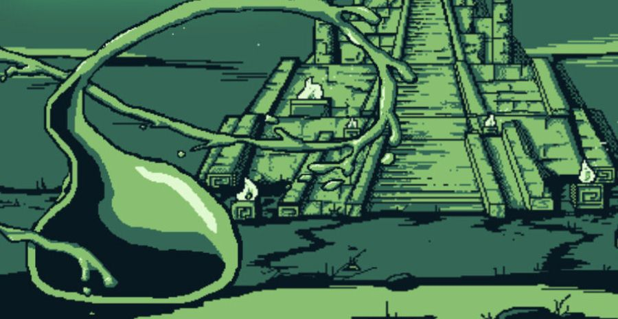 Gelatinous: Humanity Lost - le futur jeu de plates-formes de la Game Boy se lance bientôt sur Kickstarter