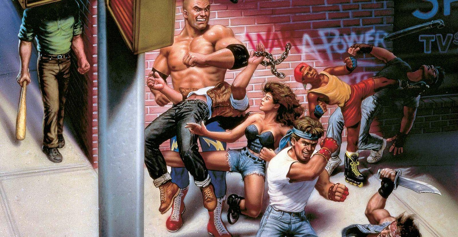 L'illustrateur Mick McGinty (Streets of Rage 2, Street Fighter II, Kid Chameleon...) est décédé