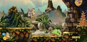 Toki le remake sera bien sur Steam