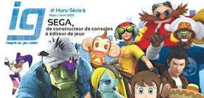 Un hors-série d'IG Magazine dédié à SEGA