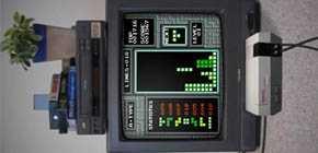 First Person Tetris - mode essoreuse à salade