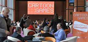 Seconde édition du Cartoon Games à Lyon