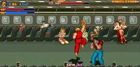 Street Fighter devient Street Fighting !