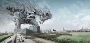 Europe vs C02 - Greenpeace se la joue Street Fighter