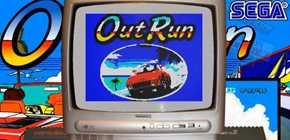 Out Run sur ton Spectrum