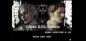 Silent Hill hante désormais la Sega Megadrive
