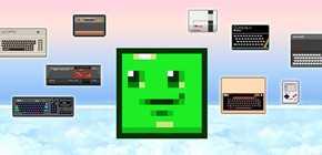 Life of Pixel - Un jeu dédié aux machines de jeux classiques