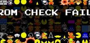 Rom Check Fail - ça bug dans tous les sens !