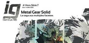 IG Magazine - Hors Série #7 - Metal Gear Solid