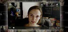 26 jours non stop sur Eve Online - la cyber exploratrice Claire Sistach