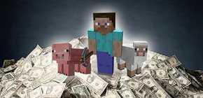 Minecraft - qui veut gagner des millions ?