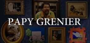 Joueur du Grenier - Papy Grenier au garde à vous le 14 juillet