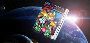 Pix'n Love #23 - avec des morceaux de renard dedans !