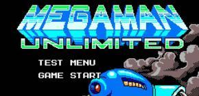 Megaman Unlimited - téléchargez moi !