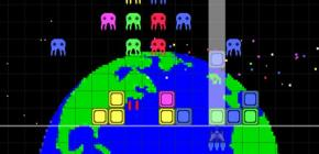 Invasodado - quand Columns rencontre Space Invaders