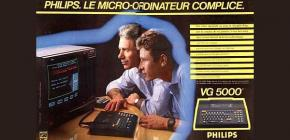 Oldschool is beautiful #7 - le VG5000, l'ordinateur complice