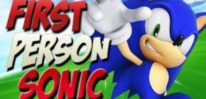 FPS - le Fisrt Person Sonic