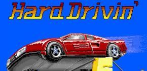 Le prototype de Hard Drivin' sur Nes tombé du ciel !