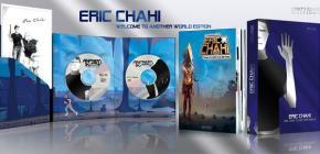 Eric Chahi - une élégante biographie chez Pix'n Love