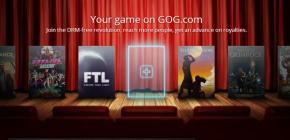 GOG fait des avances aux développeurs indés