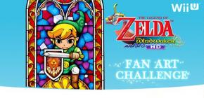 Nintendo organise The Legend of Zelda Fan Art Challenge