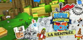 Guild Wars 2 - Super Adventure Box is back !