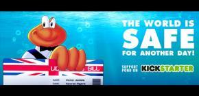 James Pond bientôt à bord de Kickstarter