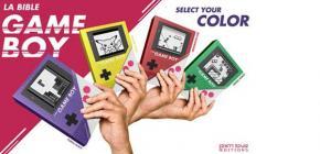 La bible Game Boy de Pix'n Love - choisissez votre couleur !