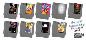 Concours My NES Cassette Project 2014 (suite)
