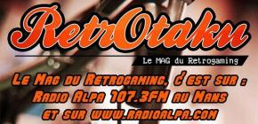 Le Mag du Retrogaming #1 - Retrotaku on the radio