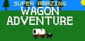 Hé Cowboy ! Super Amazing Wagon Adventure sur Steam, ça te botte ?