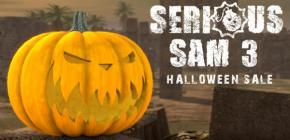 La surprise d'Halloween de Serious Sam