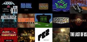 La folle histoire des génériques de jeux vidéo