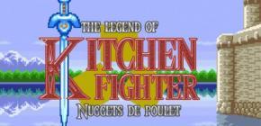 Kitchen Fighter nous régale avec des gros pixels