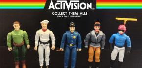Les figurines Atari 2600 inédites de Chicago Toy Collector