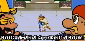 Wrestling With Pixels - la bible ultime des jeux vidéo de catch !