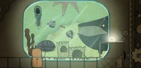 Gomo, le Point and Click de Fishcow Studio sortira le 6 décembre