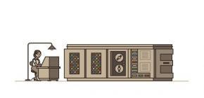 Doodle Google - le bug de Grace Hooper