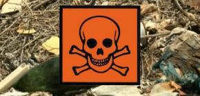 Les jeux Atari de la décharge d'Alamogordo sont toxiques