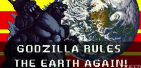 Godzilla vs Giant Movie Monsters - 8 Bit Cinema