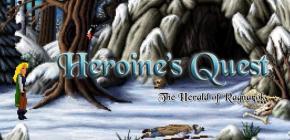 Téléchargez le jeu Heroine's Quest gratuitement ! c'est un ordre !