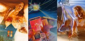 The Art Of Atari - From Pixels To Paintbrush, un livre sur les jaquettes de jeux Atari