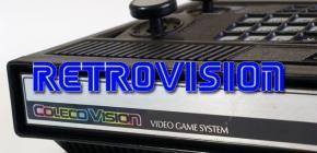 La Colecovision dans le 5ème épisode de Retrovision