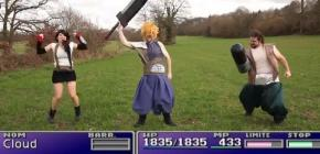 Le Joueur du Grenier - Papy Grenier parle de Final Fantasy VII
