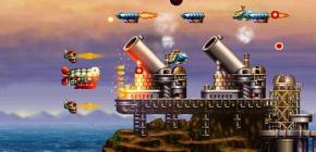 Steel Empire sur 3DS - quels veinards ces japonais !