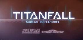 Titanfall sur Megadrive et Super Nes